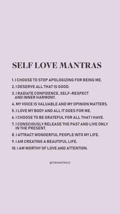 Positive Affirmations Quotes, Self Love Affirmations, Affirmation Quotes, Positive Quotes, Healing Affirmations, Motivacional Quotes, Words Quotes, Sayings, Vie Motivation