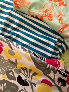 comfy DIY maternity skirts