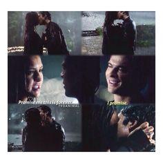 (Elena)-promise me this is forever (Damon)- I promise