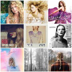 Taylor Swift eras