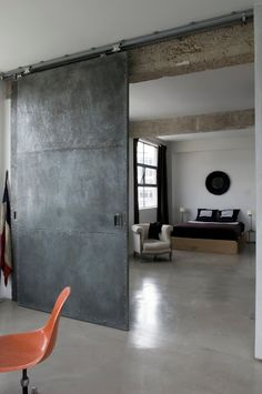 industrial door