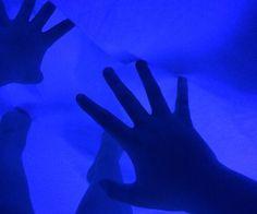 dark blue aesthetic by assthete on We Heart It