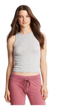 dd701b6e8f23f Amazon.com  Aeropostale Womens Ribbed Tank Top 088 S  Clothing