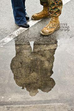 Military Homecomings | Creative Imaginations Photography