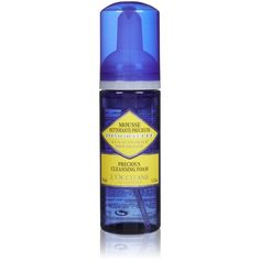 L'Occitane Immortelle Brightening Cleansing Foam-5.1 oz. (3045 RSD) ❤ liked on Polyvore featuring beauty products, skincare, face care, face cleansers, foaming facial cleanser, foaming face cleanser et l'occitane