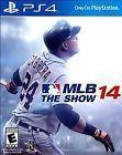 MLB 14: The Show (Sony PlayStation 4 2014)