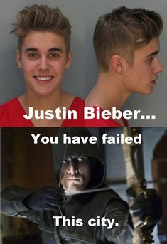 Bieber Fail #City, #Justin