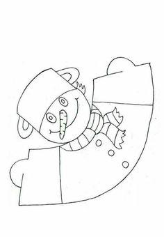 Image may contain: drawing Christmas Makes, Christmas Colors, Christmas And New Year, Christmas Fun, Christmas Crafts For Kids To Make, Christmas Sewing, Xmas Crafts, Popsicle Crafts, Craft Stick Crafts