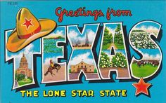 I 3 texas and im proud to say this is where im from and it is greetings from texas m4hsunfo