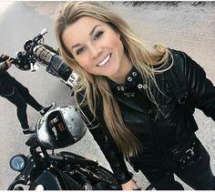 Sexy Biker Babes