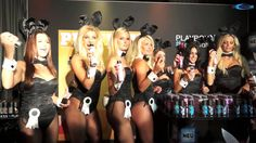 Playboy Club-Tour 2014 @ P1 Club, München am 13.09.2014