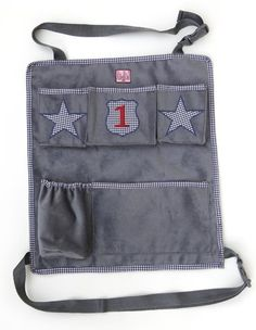 Sewing Projects For Children Autoutensilo Star Love Sewing, Sewing For Kids, Vw California T6, Sewing Hacks, Sewing Projects, Car Seat Organizer, Car Organizers, Pregnancy Gifts, Recycle Jeans