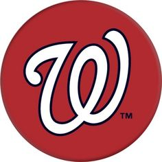 MLB Washington Nationals Logo Popsocket