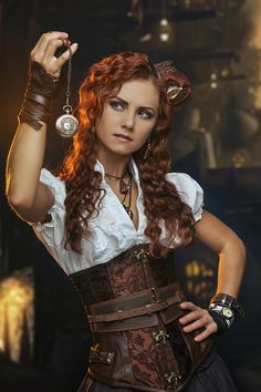Steampunk.Anastasia by Allsteam on DeviantArt