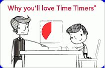 An animated video all about the 4-year-old who inspired the Time Timer: youtube.com/timetimer