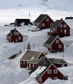 Tasiilaq, East Greenland