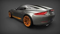 PORSCHE 928 GT COUPE IN THE MAKING?