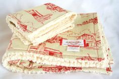 Kitchen Towel and Dish Cloth Set  FarmHouse by MamasBabyLove, $18.99