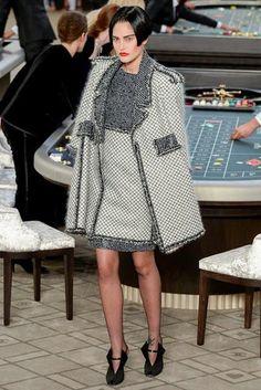Le Défilé Haute Couture Automne-Hiver 2015 2016 de Chanel