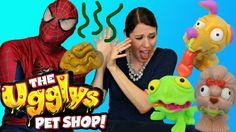 SURPRISE POOP?!?! NEW The Ugglys Pet Shop SURPRISE TOYS, Ugly Dogs, Poo and Blind Bags