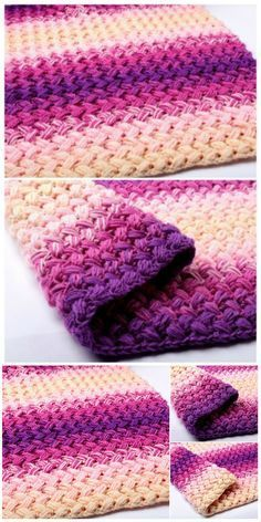 I have rounded up some of the best and interesting free crochet Blanket patterns for your home.Crochet Zig Zag Blanket