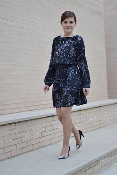 Eliana dress pattern