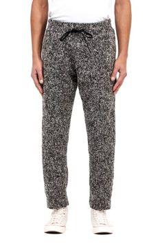 Speckle Wool Pants