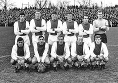 EQUIPOS DE FÚTBOL: AJAX DE ÁMSTERDAM 1966-67