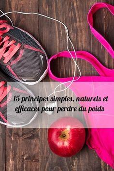 15 principes pour maigrir