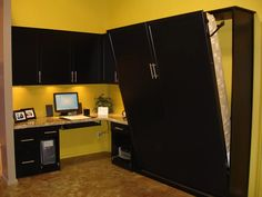 Guest Room Murphy Beds | SpaceMan Home & Office | Houston, TX