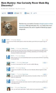 Ken M on the Costs of Curiosity.