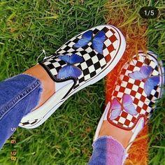 Men's Running Shoes – Men Shoes Site Vans Slip On Shoes, Custom Vans Shoes, Shoes Sneakers, Shoes Gif, Vans Shoes Fashion, Vans Shoes Outfit, Tenis Vans, Aesthetic Shoes, Hype Shoes