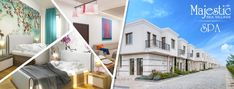 Majestic Sea Village - townhouses on the first line to the sea