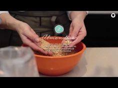 Cómo preparar Amaretti - receta de Isabel Vermal - YouTube