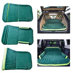 ZAIJH SUV Heavy-Duty Backseat Car Inflatable Travel Mattress for Camping,Car Travel Inflatable Mattress SUV Air Mattress Backseat Extended Cushion Perfect for Camping or Travel Car Bed, Truck Bed, Camping Meals, Go Camping, Camping Activities, Backpacking Meals, Camping Hacks, Camping Cooking, Camping Trailers