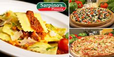 Pay AED 20 and get a meal voucher worth AED 40 to spend Italian Gourmet pizzas, exotic pastas, salads and much more at Sarpinos Pizzeria, Dubai. Available for dine in, take away and delivery at outlets in Bur Dubai and Dubai Marina