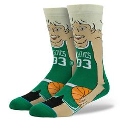 When a game was on the line, no one could deliver like Larry Bird. As versatile as he was dependable, Bird was revered for his shooting, passing, and rebounding. During his thirteen years with the Bos