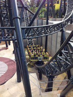 The Smiler @Alton Towers Guide towers @Alton Towers Resort Official