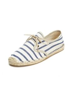 White Navy Lace Up Espadrilles, these are the most comfy pairs f shoes i have EVER owned, they are truly amazing, i even got my mum a pair!!!