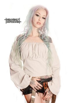 SWASHBUCKLERS pirate top gypsy sweater steampunk wench Fantasy maiden medieval historical 1700s 1800s 1600s shirt musketeer