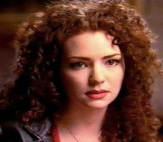 Brigid Brannagh: Saw her in Angel 2:6 last night and immediately thought she looked like a grown-up version of Merida. Her story-line was even somewhat Brave-esque!