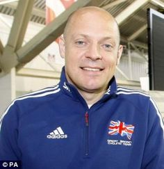 Brains behind the bikes: Performance director David Brailsford has demanded the best from the bikes