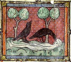 Medieval Bestiary : Raven Gallery
