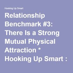 How to change a hook up to a relationship
