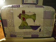 capa de maquina de costura