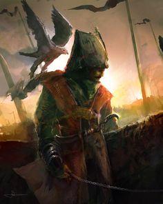 Elite Janissary by erenarik