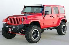 2014 Jeep Wrangler SEMA Show - Bing images