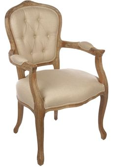 Estelle French Provincial Chair