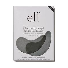 Charcoal Hydrogel Under Eye Masks