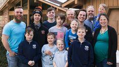 US-Familie: Jungs, Jungs, Jungs